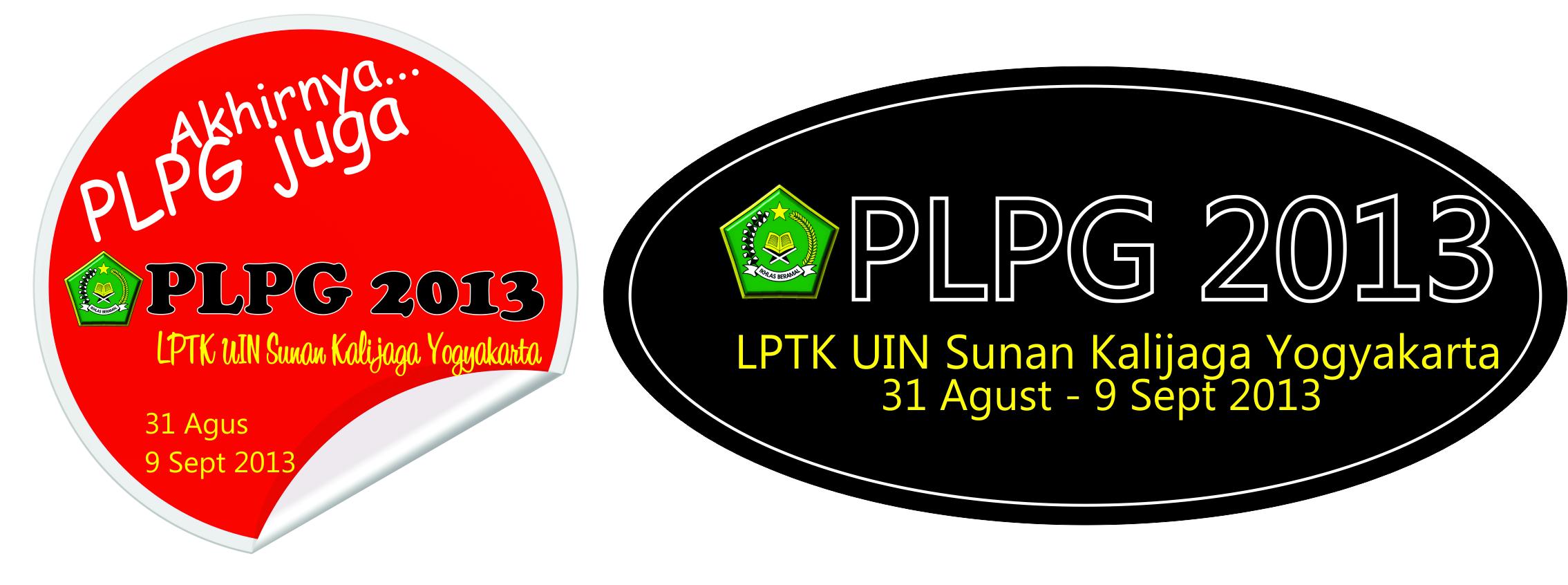 Hasil PLPG UIN Yogyakarta 2013